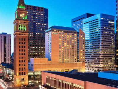 Featured Image For The Westin Denver Downtown Team Building Venue