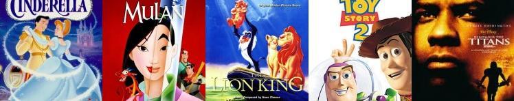 Disney Movies with Leadership Qualities