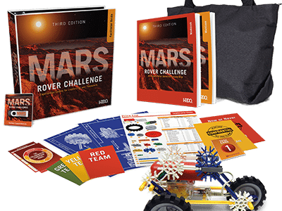 Featured Image For Mars Rover Challenge Team Building Event