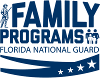 Florida National Guard Family Programs Logo