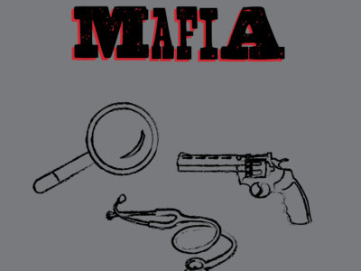 Featured Image For Games to Play as a Team | MAFIA TeamBuilding Resource