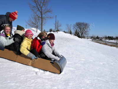 Featured Image For Cardboard Build-A-Sled TeamBuilding Category