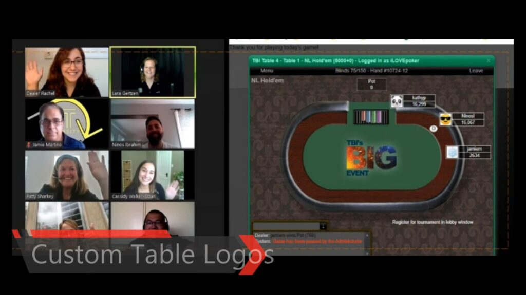 Featured Image For Virtual Poker Tournament with Live Dealers Event