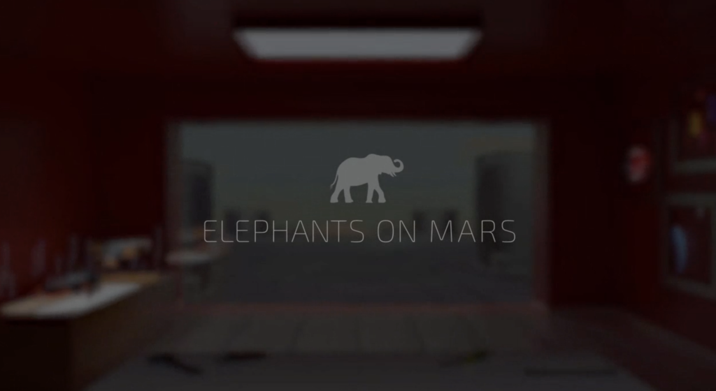 Featured Image For Elephants on Mars Event